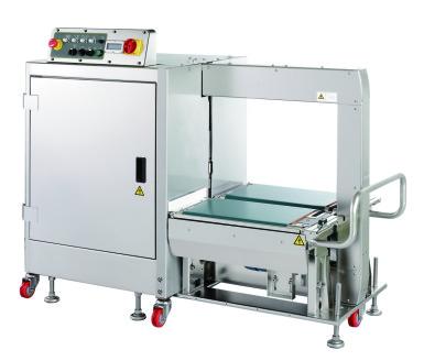 Páskovací stroj MERCURY TRANSIT TP-702YAM - Plněautomatický